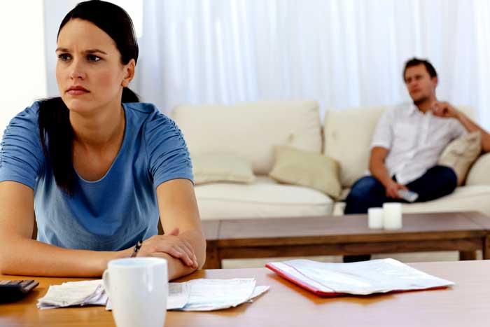 развод, муж и жена, ссора супругов