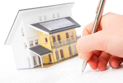 Документы и переоформление ипотеки