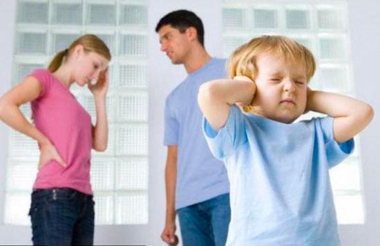 Порядок действий при разводе и разделе имущества