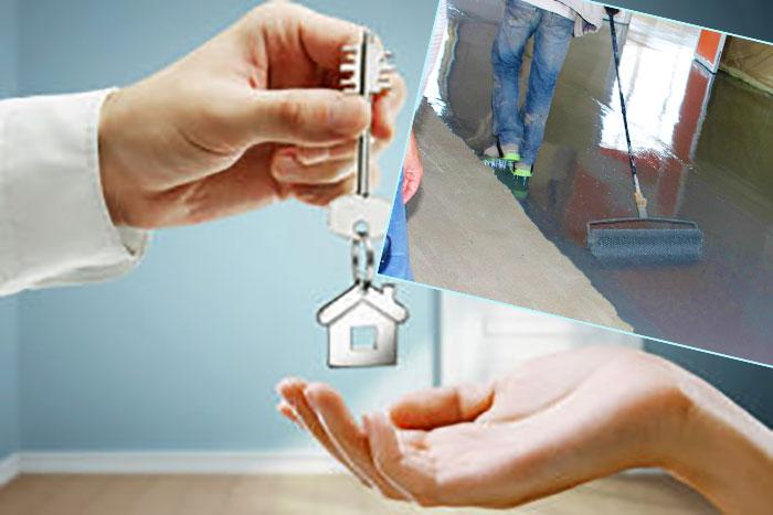 Проведите генеральную уборку перед продажей квартиры