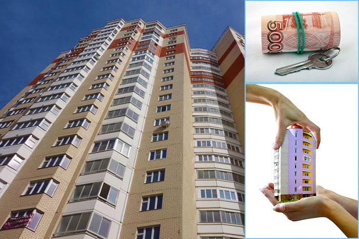 Влияние этажности на стоимость квартиры