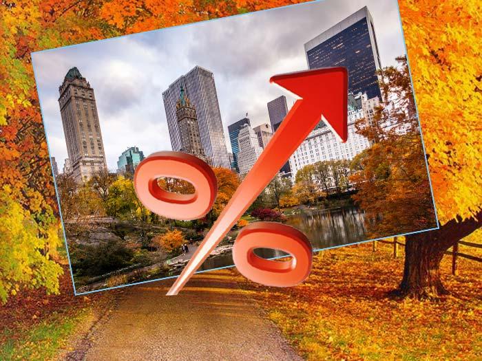 Осенний подъем цен на недвижимость
