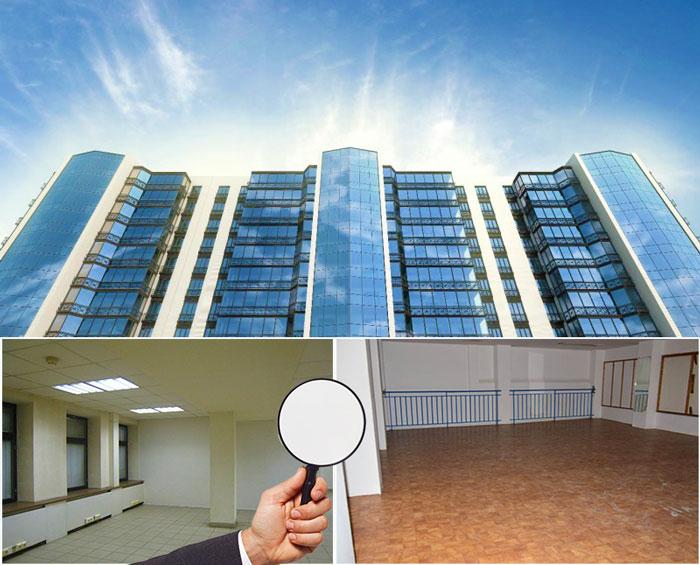поиск и выбор коммерческой недвижимости