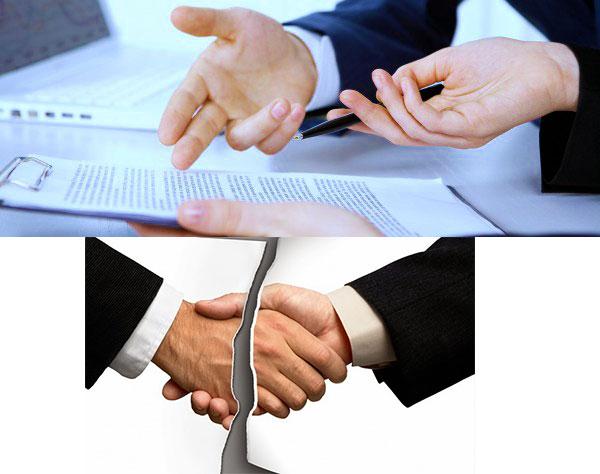 Риск недействительности предварительного договора