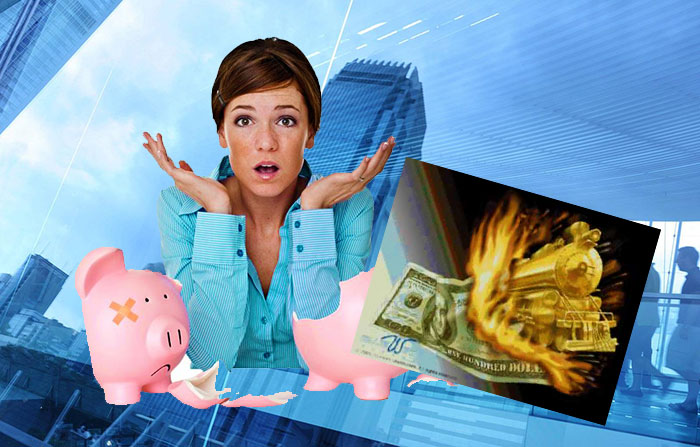 Риск потерять деньги, вложенные в недвижимость