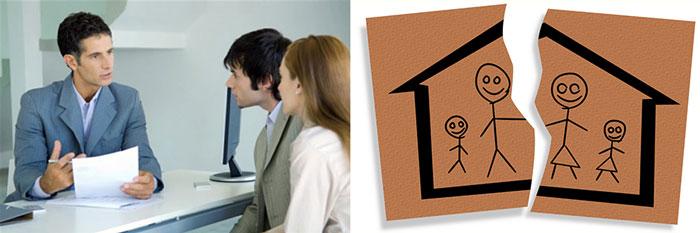 Раздел имущества или выселение