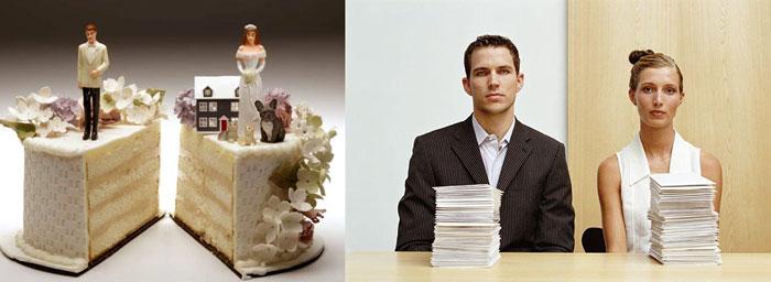 Имущество и брачный договор