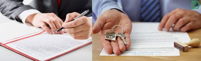 Составление договора аренды квартиры