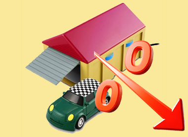 Гараж авто и проценты налога