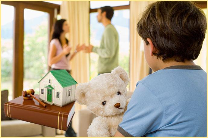 Споры родителей и ребенко