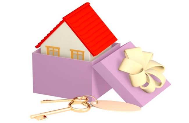 Выселение жильцов из квартиры полученной в дар
