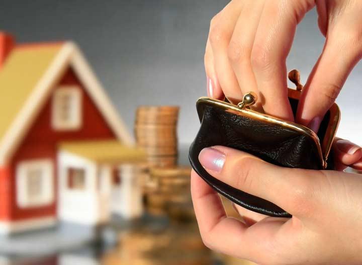 Оплата налога на недвижимость