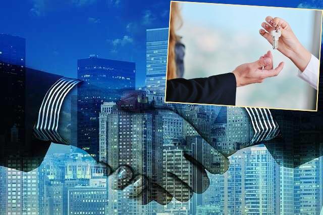 Соглашение и передача ключей от жилья