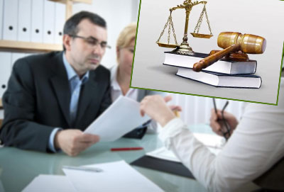 Обращение к юристу