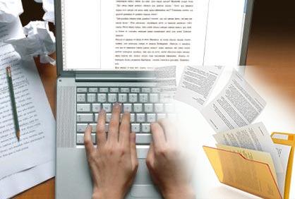 Печатать на компьютере документы