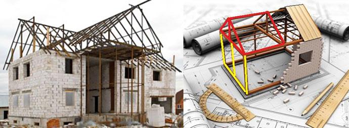 Проекты на строительство дома