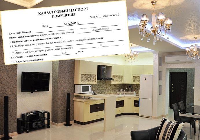 Кадастровый паспорт помещения