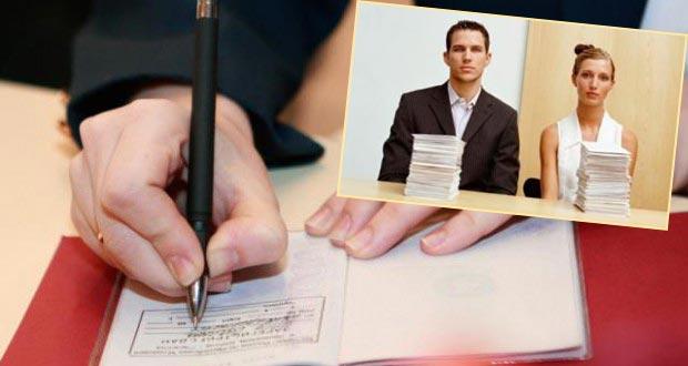 Снятие с учата по метсу проживания и развод