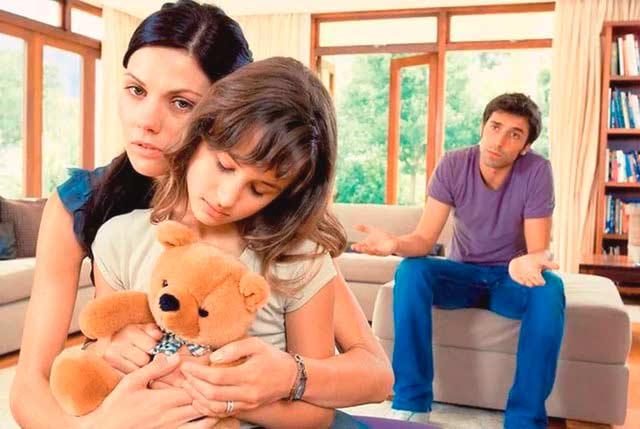 Дети, которые проживают с матерью после развода, и отец уплачивает алименты могут быть выписаны из квартиры отца