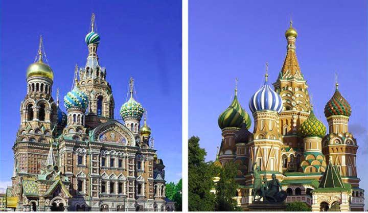 Столицы России