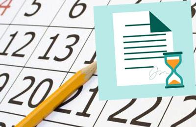 Календарь и документ
