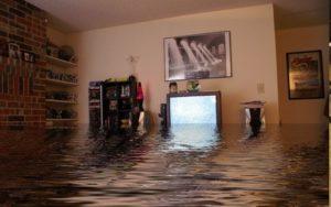Последствия после затопления