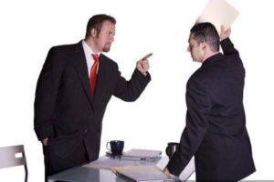 Спор предпринимателей