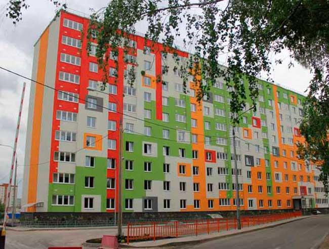 Цена квартиры и состояние дома для продажи