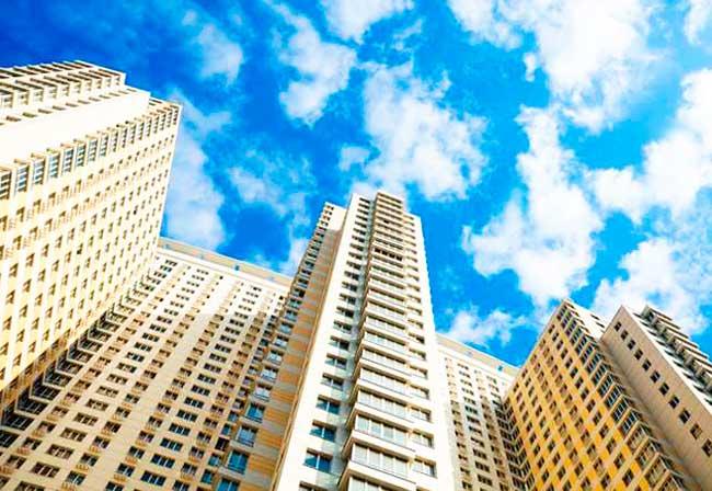 Стены нового дома при покупке квартиры