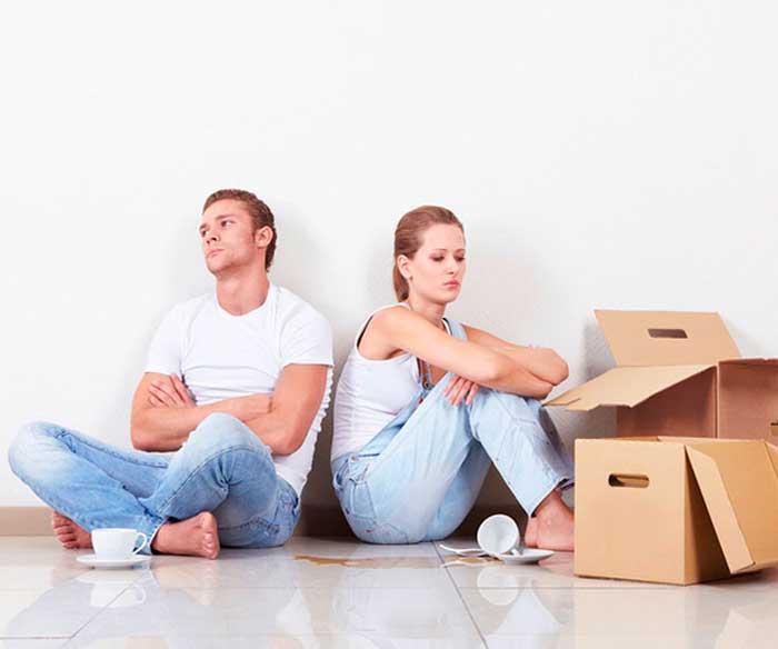 Разделение ипотечной квартиры при разводе