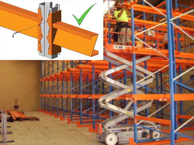 Оценка безопасности склада при аренде