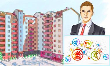 Как происходит продажа квартиры через агентство недвижимости