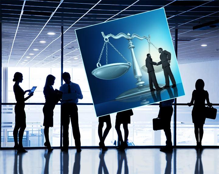 Качество юридического сопровождения агентства