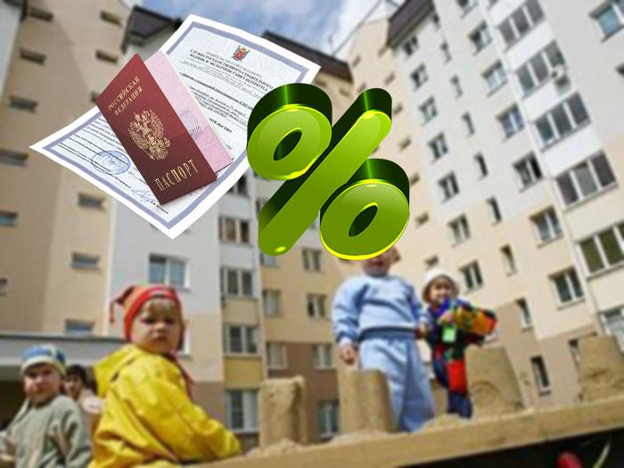 Оплата основного долга и процентов по кредиту материнским капиталом