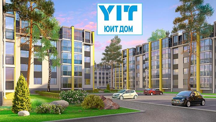 Застройщик ЮИТ – Санкт-Петербург