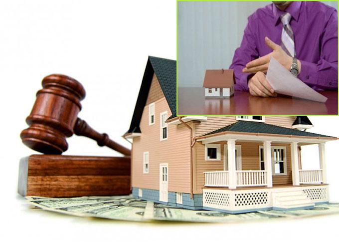 Юридическая проверка и перерегистрация недвижимости риэлтором