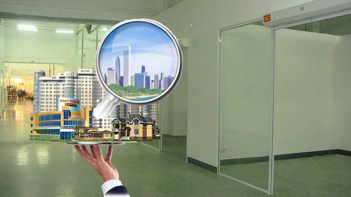 Выбор коммерческой недвижимости через агентство