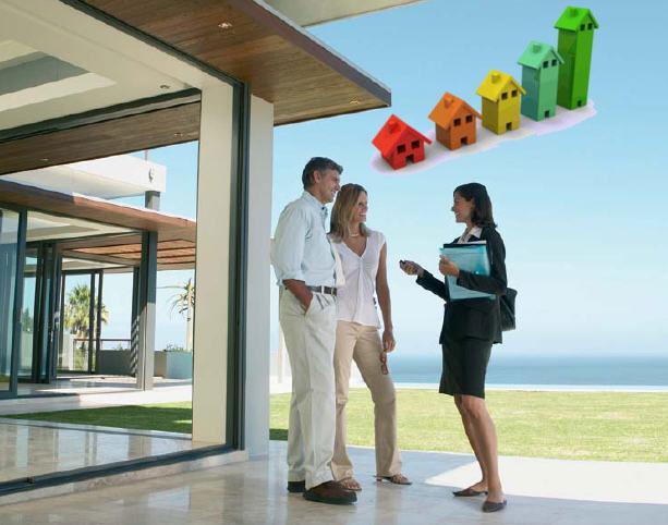 Поиски вариантов недвижимости риэлтором