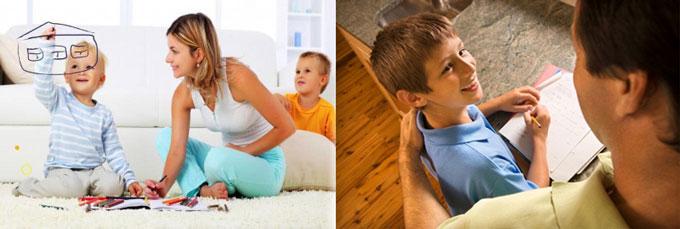 Дети, родители и прописка