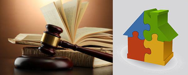 доли, жилье и суд