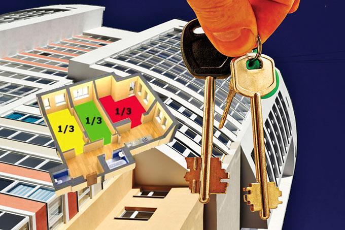 Квартира и приватизация доли