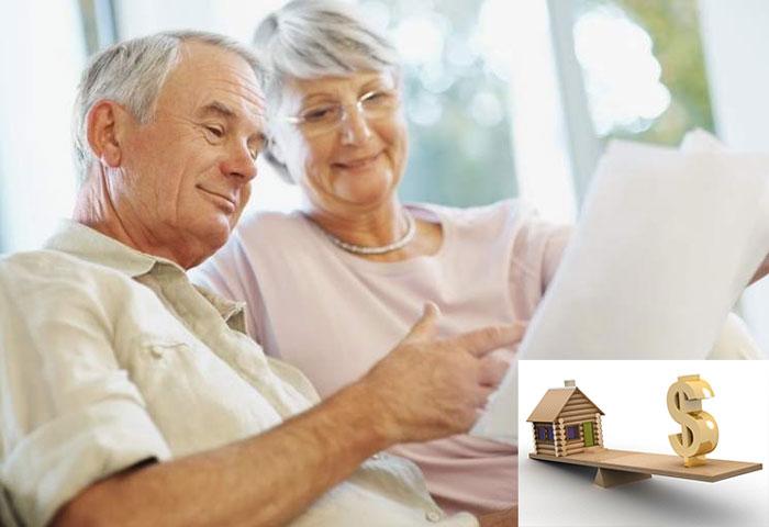 Пенсионеры, налоги и жилье