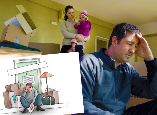 Развод и выселение и квартиры