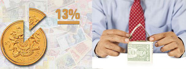 13% подоходный налог