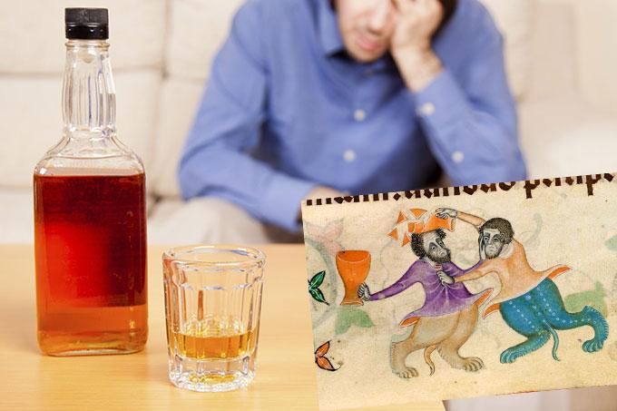 Пьянство и дебош