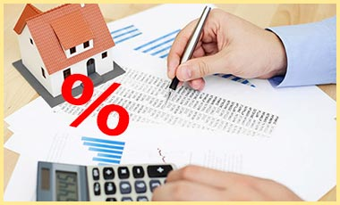 Документы калькулятор, дом и проценты