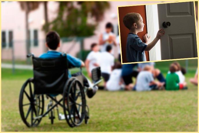 Инвалиды, иждивенцы и ребенок