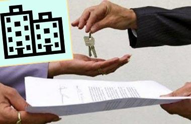 Договор и передача ключей от квартиры
