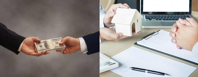 Передача денег при аренде квартиры