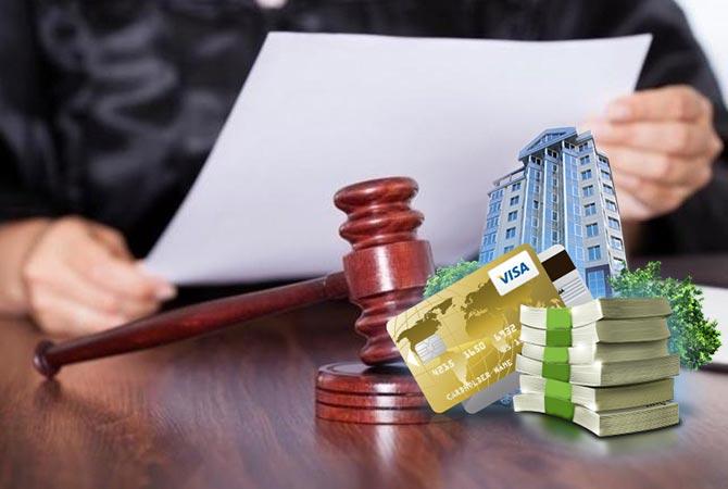 Расмотренеи дела в суде о неоплате квартиры